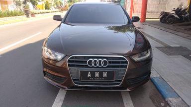 2014 Audi A4 1.8 A/T - ISTIMEWA