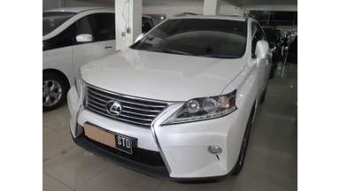 2013 Lexus RX RX 350 - Sangat Istimewa