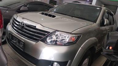 2013 Toyota Fortuner G - mulus terawat, kondisi OK, Tangguh (s-0)