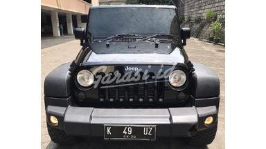 2014 Jeep Wrangler Unlimited CRD - Terawat Siap Pakai Unit Istimewa