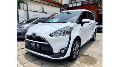 2018 Toyota Sienta V CVT
