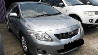 2009 Toyota Corolla Altis V - Siap Pakai