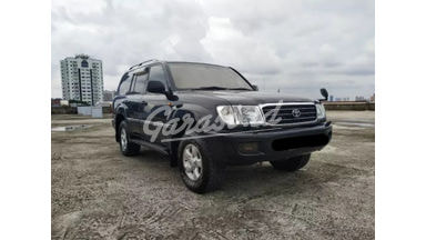 2001 Toyota Land Cruiser VX