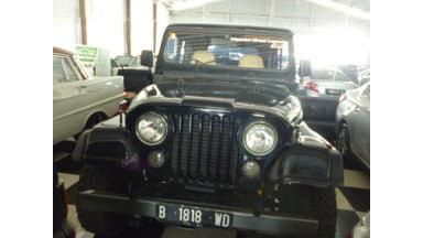 1993 Jeep CJ off road - Kondisi Mulus