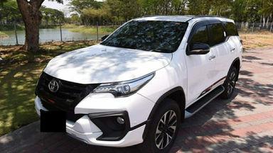 2017 Toyota Fortuner VRZ TRD - Cash/ Kredit Dijual Cepat