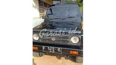 1997 Suzuki Katana GX - Off road dan cocok untuk keluarga