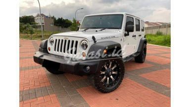 2013 Jeep Wrangler JK WRANGLER - KM Rendah barang Istimewa