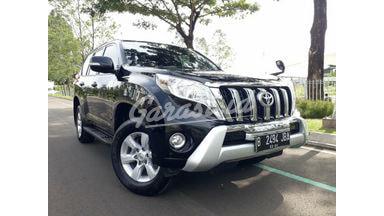 2014 Toyota Land Cruiser Prado TXL