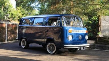 1974 Volkswagen Combi Jerman - Restorasi siap pakai