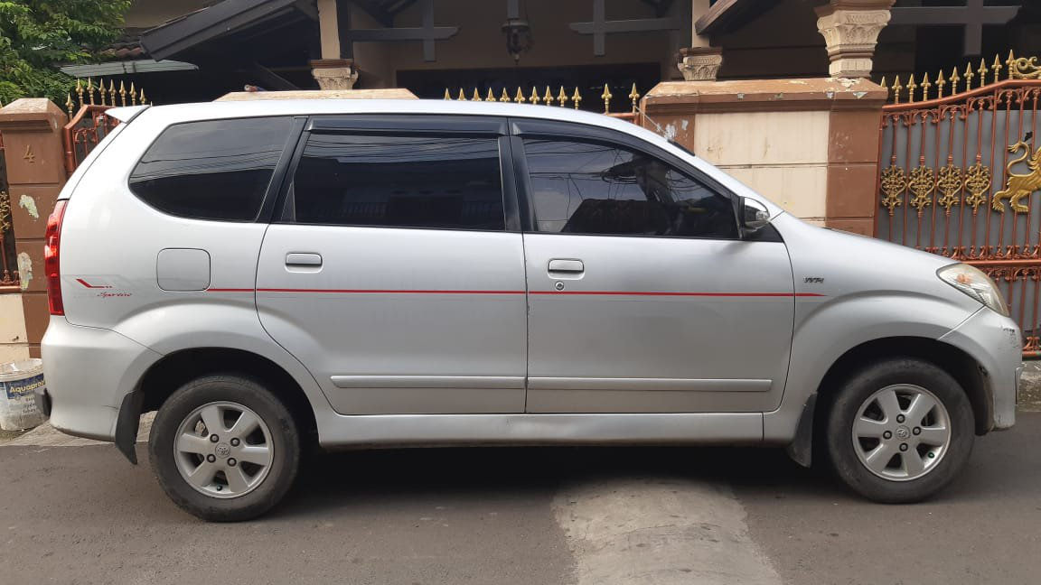 2009 Toyota Avanza G