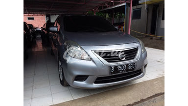2014 Nissan Almera SV - Dijual Cepat, Harga Bersahabat