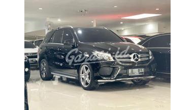 2017 Mercedes Benz GLE AMG