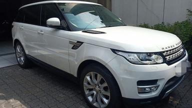 2014 Land Rover Range Rover Sport HSE ATPM - Istimewa