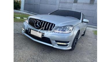 2013 Mercedes Benz C-Class C250