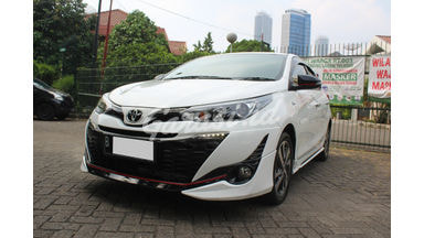 2019 Toyota Yaris S Ltd TRD Sportivo - Good Condition