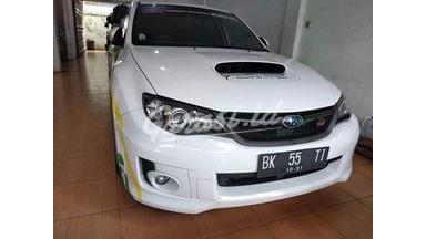 2012 Subaru WRX mt - Istimewa Siap Pakai