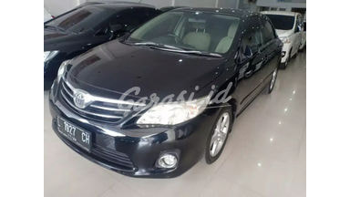 2013 Toyota Corolla Altis V - Pajak Sudah Panjang