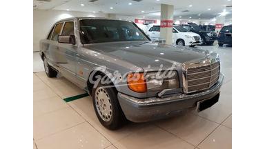 1991 Mercedes Benz S-Class 300