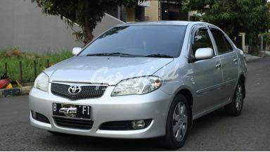 2006 Toyota Vios G - Pajak hidup Panjang rawatan Baik