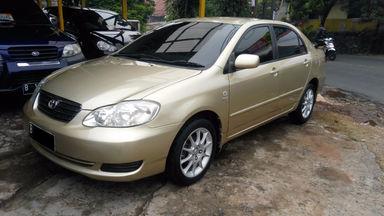 2004 Toyota Corolla G - SIAP PAKAI
