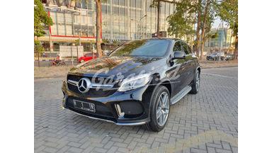2015 Mercedes Benz GLE gle 400 coupe - Harga Bersahabat
