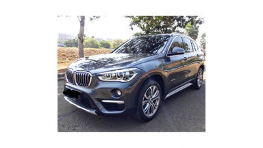 2017 BMW X1 XLINE - Mulus Siap Pakai (Harga Kredit)