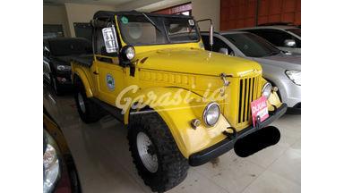 1962 Jeep Patriot Gaz - Siap Pakai