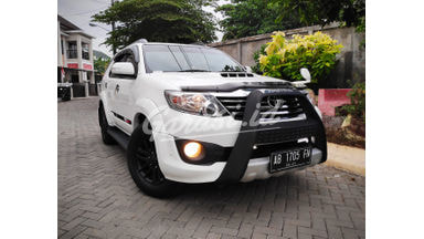 2013 Toyota Fortuner TRD VNT - Super Istimewa Sekali