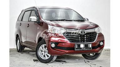 2015 Toyota Avanza G - Unit Siap Pakai
