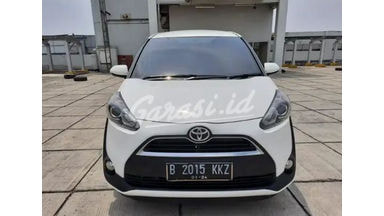 2018 Toyota Sienta V