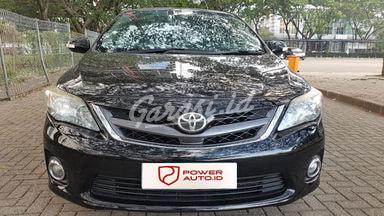 2013 Toyota Corolla Altis V