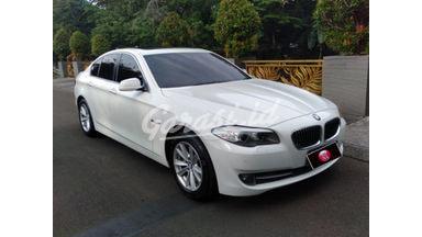 2012 BMW 5 Series 520D F10