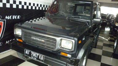 1993 Daihatsu Rocky 4X4 - Nyaman Terawat
