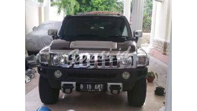2010 Hummer H3 RHD - Istimewa Siap Pakai