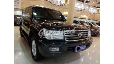 2003 Toyota Land Cruiser SAHARA vx100 - ANTIK Kondisi Prima