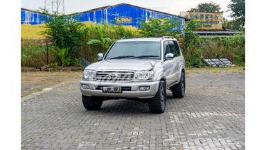 2003 Toyota Land Cruiser Sahara V8