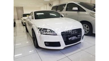 2011 Audi TTS Coupe S-Line - Istimewa Siap Pakai