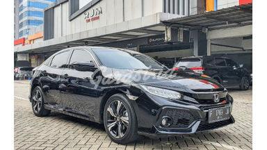 2018 Honda Civic E Hatchback HB