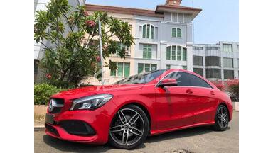 2017 Mercedes Benz CLA-Class CLA 200 - Barang Istimewa Dan Harga Menarik