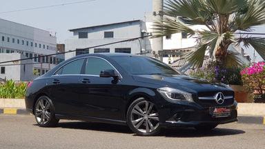 2014 Mercedes Benz CLA-Class CLA 200 - Barang Bagus Dan Harga Menarik