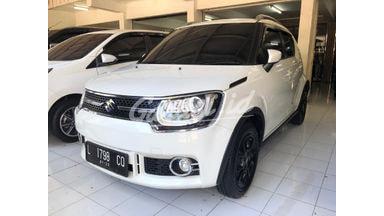 2017 Suzuki Ignis GX - Barang Istimewa