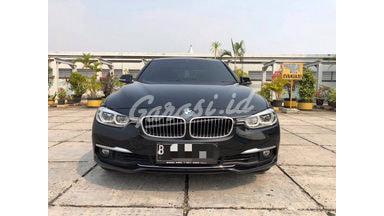 2018 BMW 3 Series Luxury