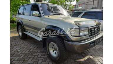 1997 Toyota Land Cruiser VX R - Istimewa Siap Pakai