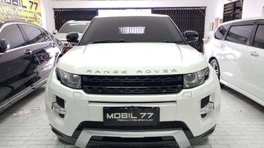 2012 Land Rover Range Rover Vogue 2.0L - Body Mulus