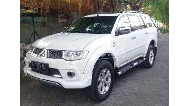 2013 Mitsubishi Pajero sport - Barang Langka
