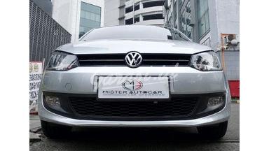 2013 Volkswagen Polo 1.4