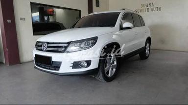 2014 Volkswagen Tiguan TSI HIGHLINE
