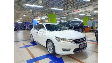 2014 Honda Accord VTI-L facelift