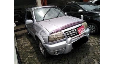2003 Suzuki Escudo Limited Edition - Siap Pakai