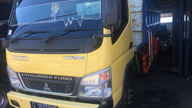 2018 Mitsubishi Fusso Dump Truck - SIAP PAKAI
